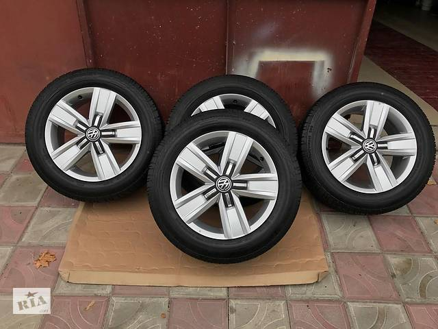 продам Диск з шиною для Volkswagen T5 (Transporter) бу в Ковелі