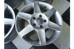 Диски Audi R16 5x112 6,5Jx16H2 ET16 Skoda/VW/Seat RS Desing/Austria