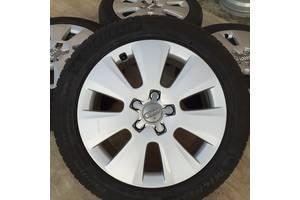 Диски Audi R17 5x112 7,5j ET45 A4 A6 Q5 VW Passat Golf Skoda Octavia