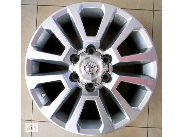 продам Нові оригінальні литі диски R18 6*139.7 Toyota Land Cruiser Prado 120/150 бу в Харкові