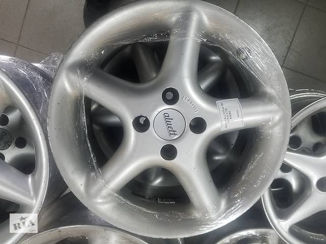 продам Диски R15 4*100 Ваз/Opel/Daewoo/Aveo с Германии бу в Решетиловке