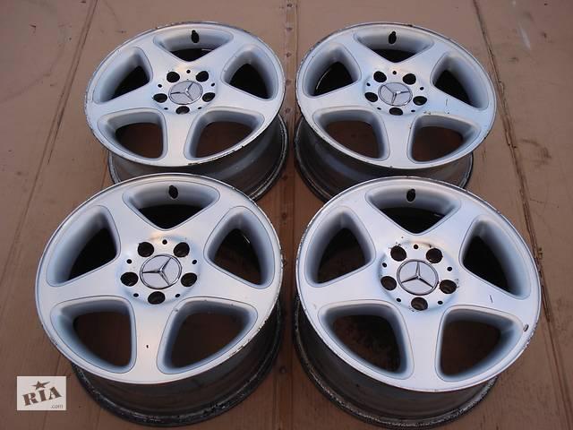диски и шины на мерседес 124 в