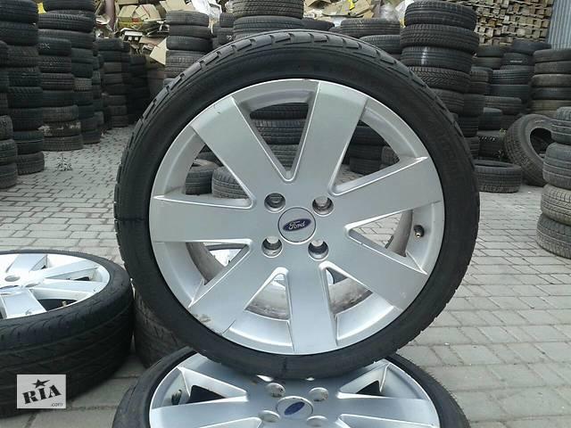 купить бу Диски титаны R17 (4*108) титани Ford/ Форд в Ровно