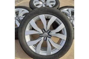 Диски Volkswagen org. R20 5x112 9j ET33 VW Touareg BMW X6 X7 X5 Audi Q7 Q5 Mercedes W221