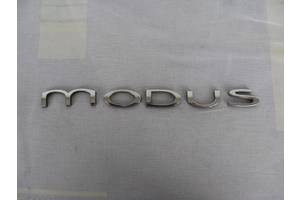 б/у Эмблемы Renault Modus