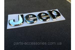 Новые Эмблемы Jeep Grand Cherokee