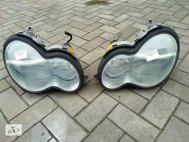 продам Фара фари, бампер, крило, капот стоп дзеркало Mercedes W203 бу в Решетилівці