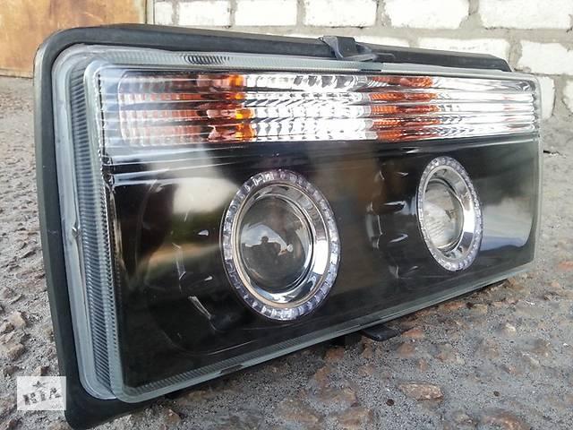 купить бу Фары для ВАЗ 2105 с ангельскими глазками в Запорожье