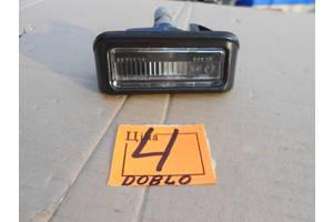 б/в Ліхтарі підсвічування номера Fiat Doblo