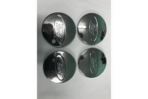 Ford Custom 2013↗ гг. Колпачки под оригинальные диски 50мм V2 (4 шт)
