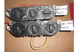 б/у Блоки управления печкой/климатконтролем Ford Focus