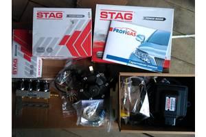 ГБо 4 поколения STAG  полный комплект  на любой автомобиль !