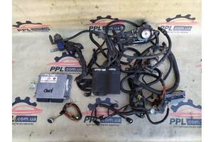 Kia Ceed 1.6 CVVT 2009-2012 ГБО газбаллонное оборудование оригинальное