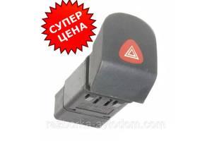 Кнопки аварийки Renault Kangoo