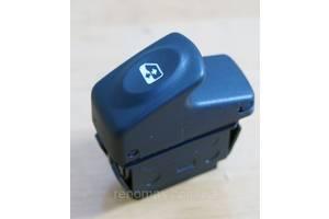 Кнопка стеклоподъемника Рено Кенго. 5 pin. Доводчик. Аналог. НОВАЯ