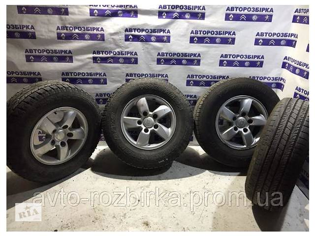 бу шины Kia Sorento 02-09 R16 R17 Киа Соренто шины резина колесо в Тернополе