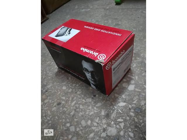 Колодки гальмівні передні Brembo P83107 для Toyota L/C-200/Sequoia/Tundra/Lexus- объявление о продаже  в Києві