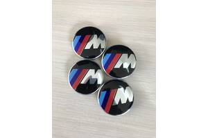 Колпачки заглушки на диски BMW M Series 68/65/11мм. 3613.6783536