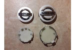 Новые Колпаки Nissan