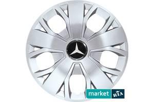 Нові Ковпаки на диск Mercedes 420