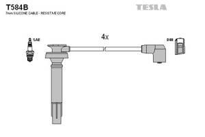 Комплект кабелей зажигания SUBARU LEGACY IV (BL) 2003-2015 г.
