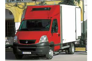 Новые Рессоры Renault Mascott
