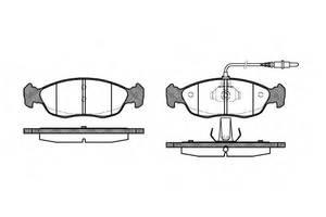 Тормозные колодки комплекты Citroen
