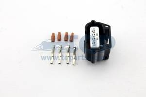 Коннектор автомобильный (под жалюзи), Фишка TQ59007 на Nissan Rogue 2014-2020