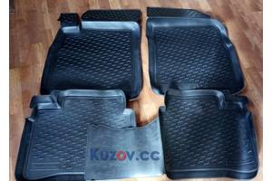 Коврики в салон Hyundai Sonata EF 2001-2005 (Петропласт)