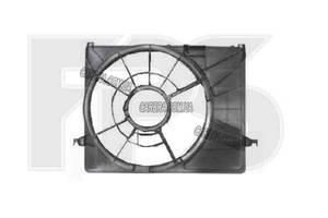 Кожух вентилятора радиатора HYUNDAI SONATA 05-07 (NF)