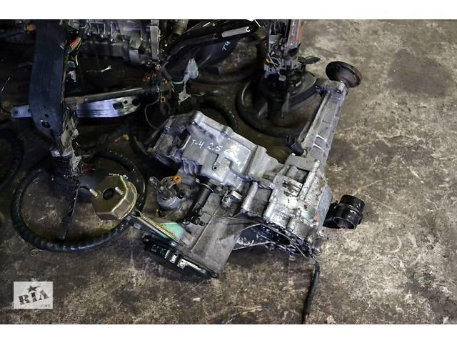 Коробка передач фольксваген транспортер т4 купить бу в блокировки и сигнализация ленточного конвейера