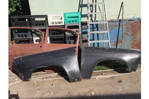Новые Крылья передние ГАЗ 21