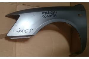 б/у Крылья передние Hyundai Sonata
