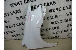 Б/У 2009 - 2014 Polo Крило переднє праве біле. Вперед за покупками!