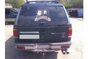 Крышки багажника Ford Explorer