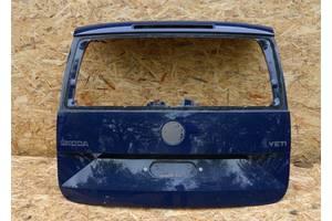 б/у Крышки багажника Skoda Yeti