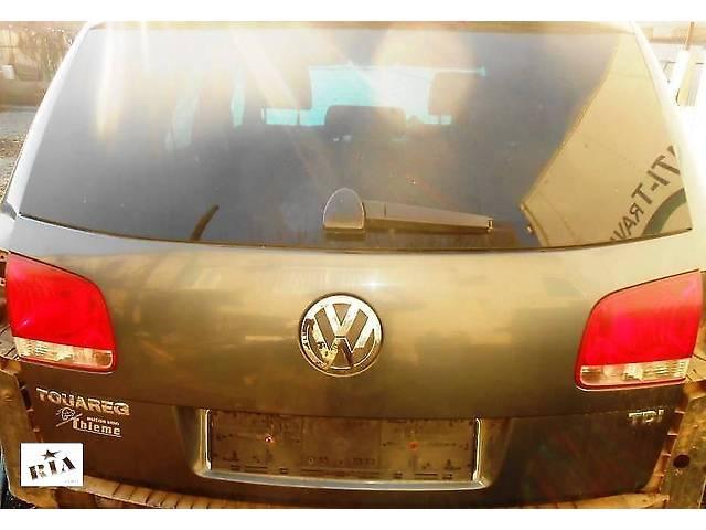 продам Кришка багажника,ляда Volkswagen Touareg 2003-2009 Туарек Кришка ляда бу в Рівному