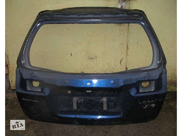 Б/У 2003 - 2009 Outback Кришка багажника. Вперед за покупками!- объявление о продаже  в Луцьку