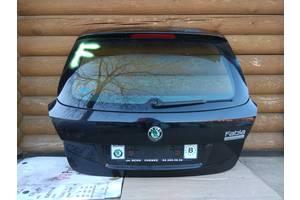 Кришка багажника Skoda Fabia Combi 2007-2014 (Чорний Металік =LF9R= /1Z1Z) 070220