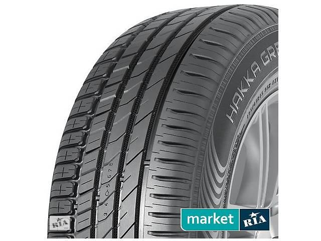 купить бу Летние шины Nokian Hakka Green 2 (165/60 R15) в Виннице