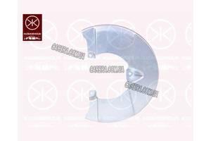 Левая защита тормозного диска IVECO DAILY (2006-2011)