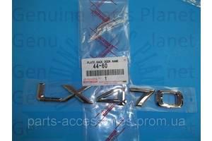 Новые Эмблемы Lexus LX