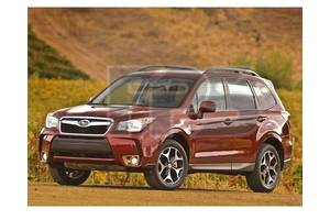 Лобовое стекло Subaru Forester '13- (Pilkington) GS 6724 D13-X