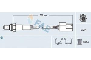 Датчики кислорода Nissan Pathfinder