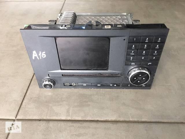 Магнитофон Б/у MP4 для Mercedes-Benz Actros- объявление о продаже  в Черновцах