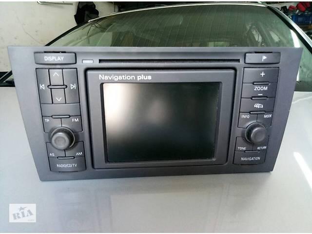 магнитола Vag Navigation для Audi A6 C5 4b0035192k компоненты