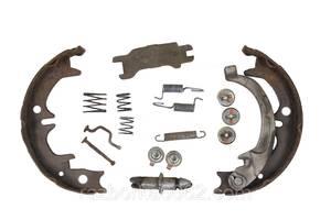 Механизм тормозной левый Lexus ES (GSV40) 06-13 (Лексус ЕС ГСВ40)