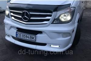 Бамперы передние Mercedes Sprinter
