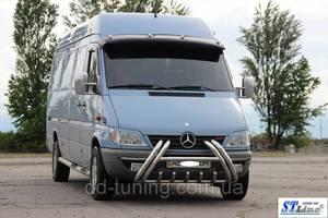 Кенгурятники Mercedes Sprinter