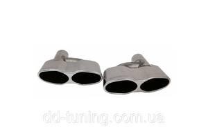 Глушители Mercedes AMG